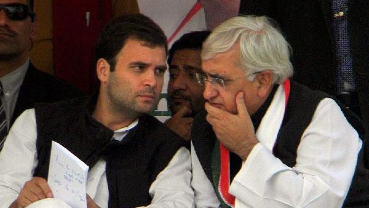 'Hard To Replace Him': Salman Khurshid Says Congress Can't Afford To Allow Rahul Gandhi Quit Party Presidency