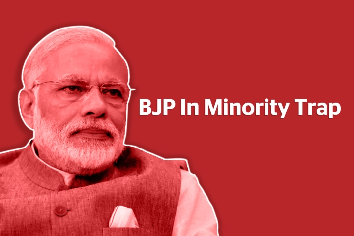 Why BJP Needs To Shun Congress's Minorityism