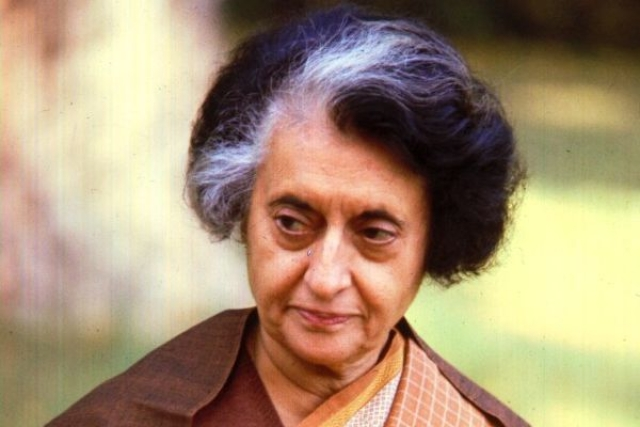 Who Convinced Indira Gandhi That Emergency Was A Good Idea?