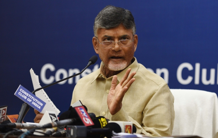 After Praja Vedika, It Is Naidu's Official Residence's Turn: Andhra CM Jagan Sends Demolition Notice