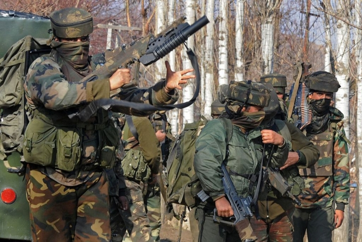 J&K: Security Forces Foil Terror Plot To Attack Convoys Of Indian Army And Others Using IEDs