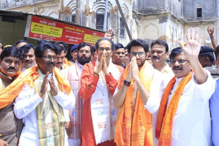 'Government Should Bring An Ordinance For Construction Of Ram Temple': Shiv Sena Chief Uddhav Thackeray
