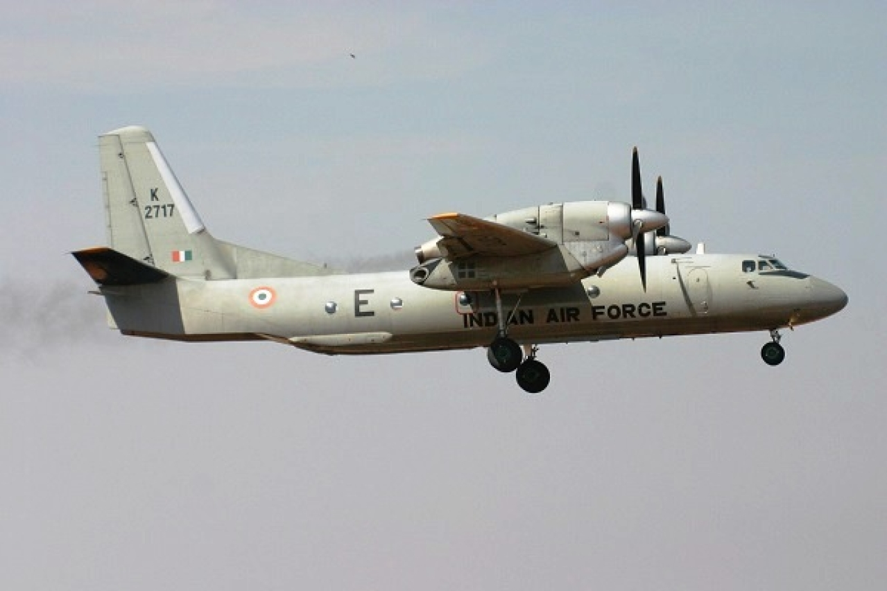 Mortal Remains Of All 13 IAF Air Warriors On Board Ill Fated AN-32 Aircraft Recovered