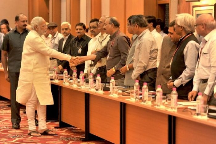 PM Modi Meets Top Bureaucrats To Finalise Government's 100-Day Agenda; Focus On Jobs And Economy