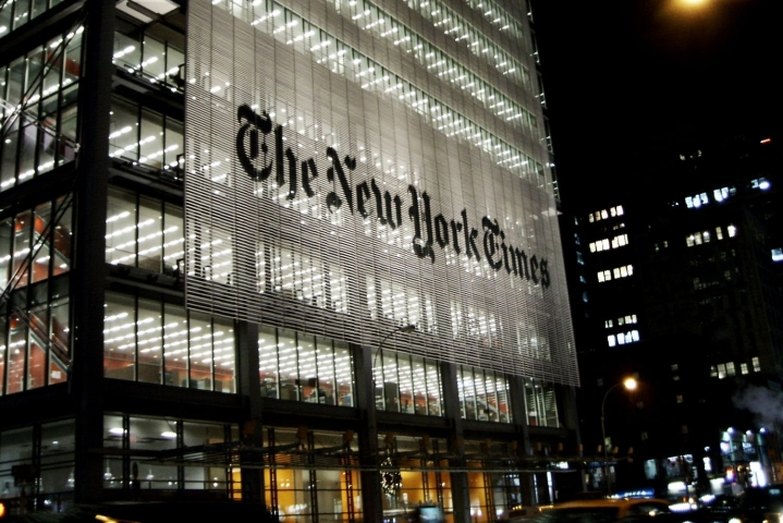 NYT Infamous For Racist Cartoon Against India, Decides To Stop Daily Production After Anti-Semitic Sketch Of Netanyahu