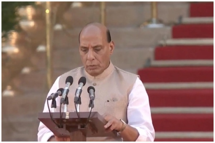 Five Key Challenges Before India's New Defence Minister Rajnath Singh