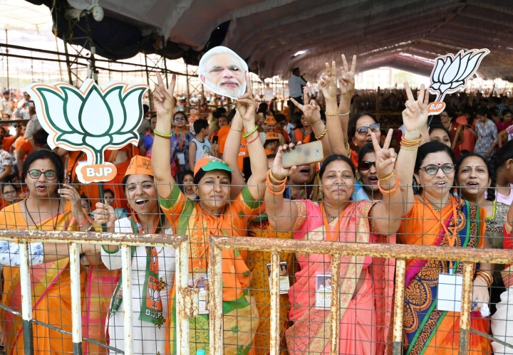'Vishwas Ki Dor': How Women Shaped Gender Bender Modi's Unprecedented Victory in 2019
