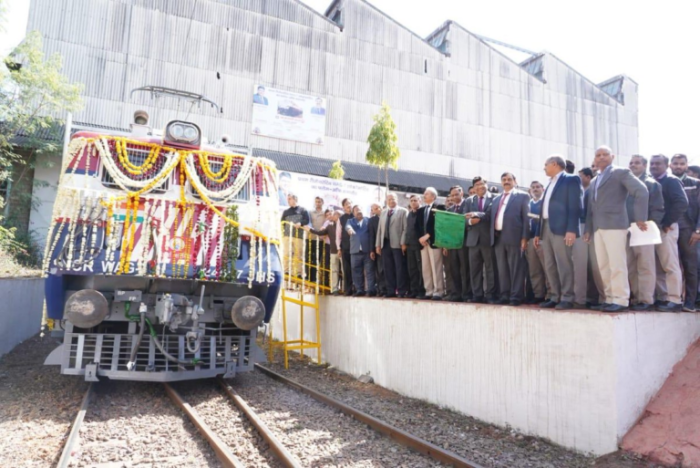 Indian Railways Orders 25 BHEL Manufactured Regenerative Goods Locomotives For More Energy Efficiency