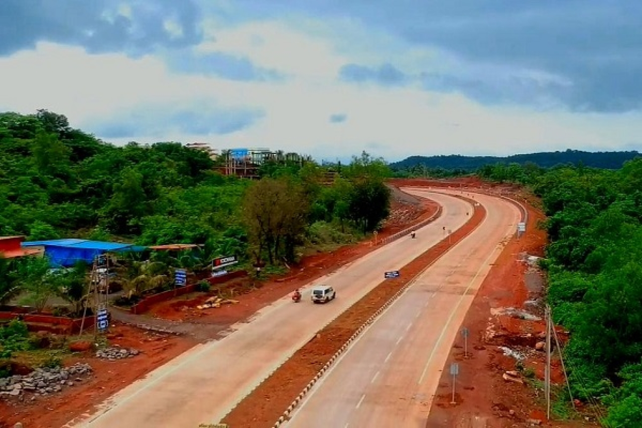 In Pictures: Mumbai-Goa Four Lane Coastal Highway To Be Ready In One Year, Will Cut Travel Time By Five Hours