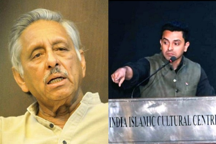 Watch: Congress Supporter Criticises Mani Shankar Aiyar On Live TV; Blames Him For Party's Debacle