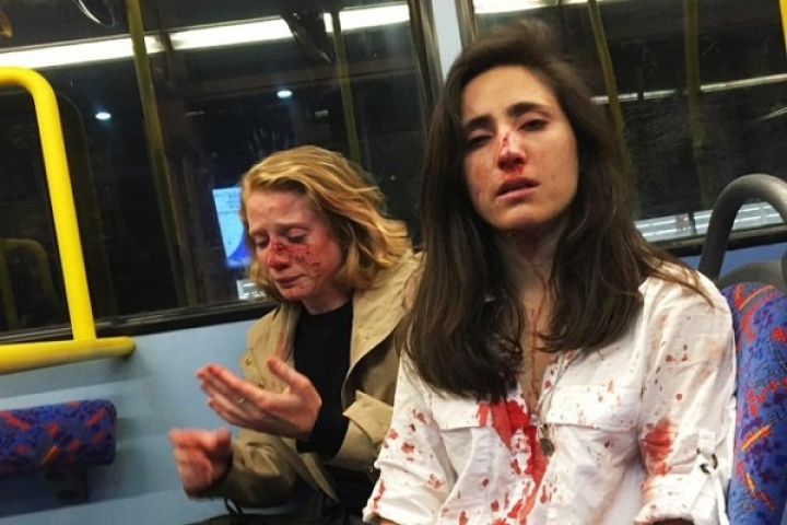 Lesbian Couple Assaulted After They Refuse To Kiss To Entertain Rowdy Youths In London Bus