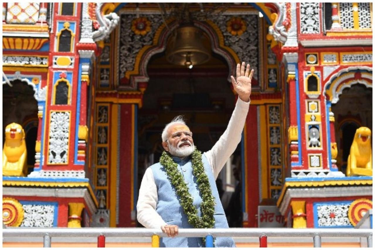 2014-2019 Five-Year Plan Hinduised Politics