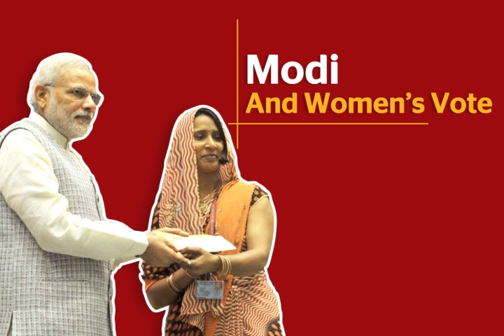 How Modi Won The Women's Vote