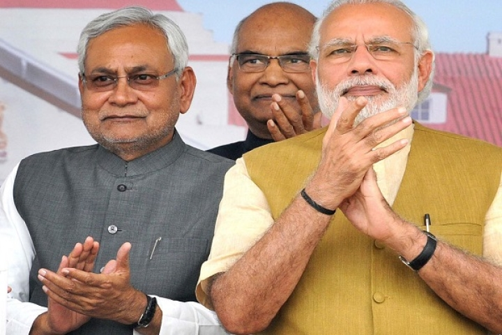 Nitish Kumar Dismisses Reports of Rift With BJP Over Offer Of 'Symbolic Representation' In Cabinet
