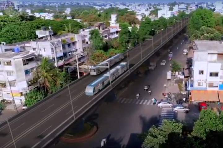 Watch: Maha Metro Releases 'Metro-Neo' Concept For Creating Mass Rapid Transit System In Nashik