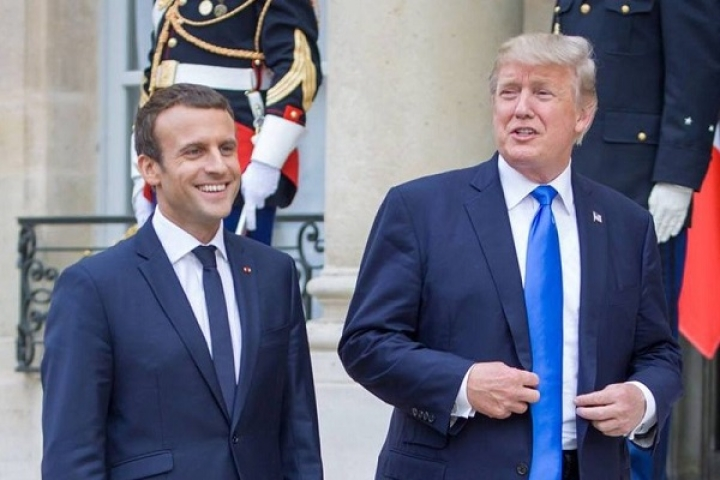 Trump Slams France On Twitter For Imposing Digital Tax On US Tech Companies; Threatens Retaliatory Trade Measures