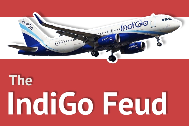 The IndiGo Feud: What It's About And Its Implications For The Airline's Future