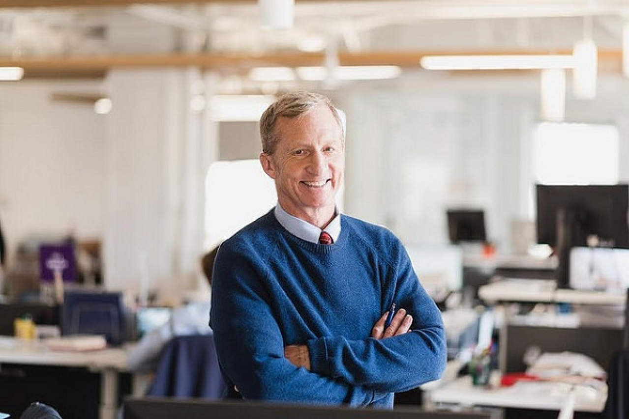 """Corporations Don't Have Hearts, Or Souls, Or Futures"": Hedge Fund Billionaire Tom Steyer Announces 2020 US Presidential Run"