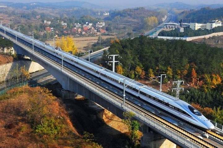 Explained: The Planning Behind The World's Largest High-Speed Rail System In China
