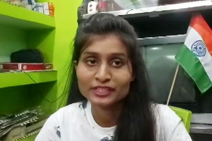 Braveheart Richa Bharti Cocks A Snook At India's Dhimmi State: More Power To Her