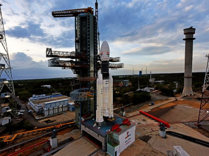 NASA Lauds ISRO Over Chandrayaan-2, Says Looking Forward To Learning From Observations Over South Pole