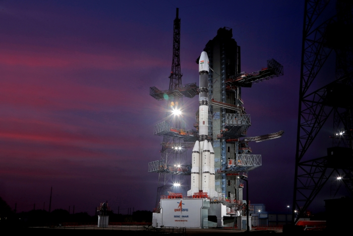Defence 'Make In India' In Space: Indian Navy Set To Buy Rs 1,589 Crore Dedicated Military Satellite From ISRO
