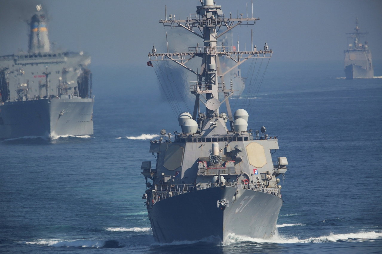 Tensions are set to attain a new high in the Persian Gulf