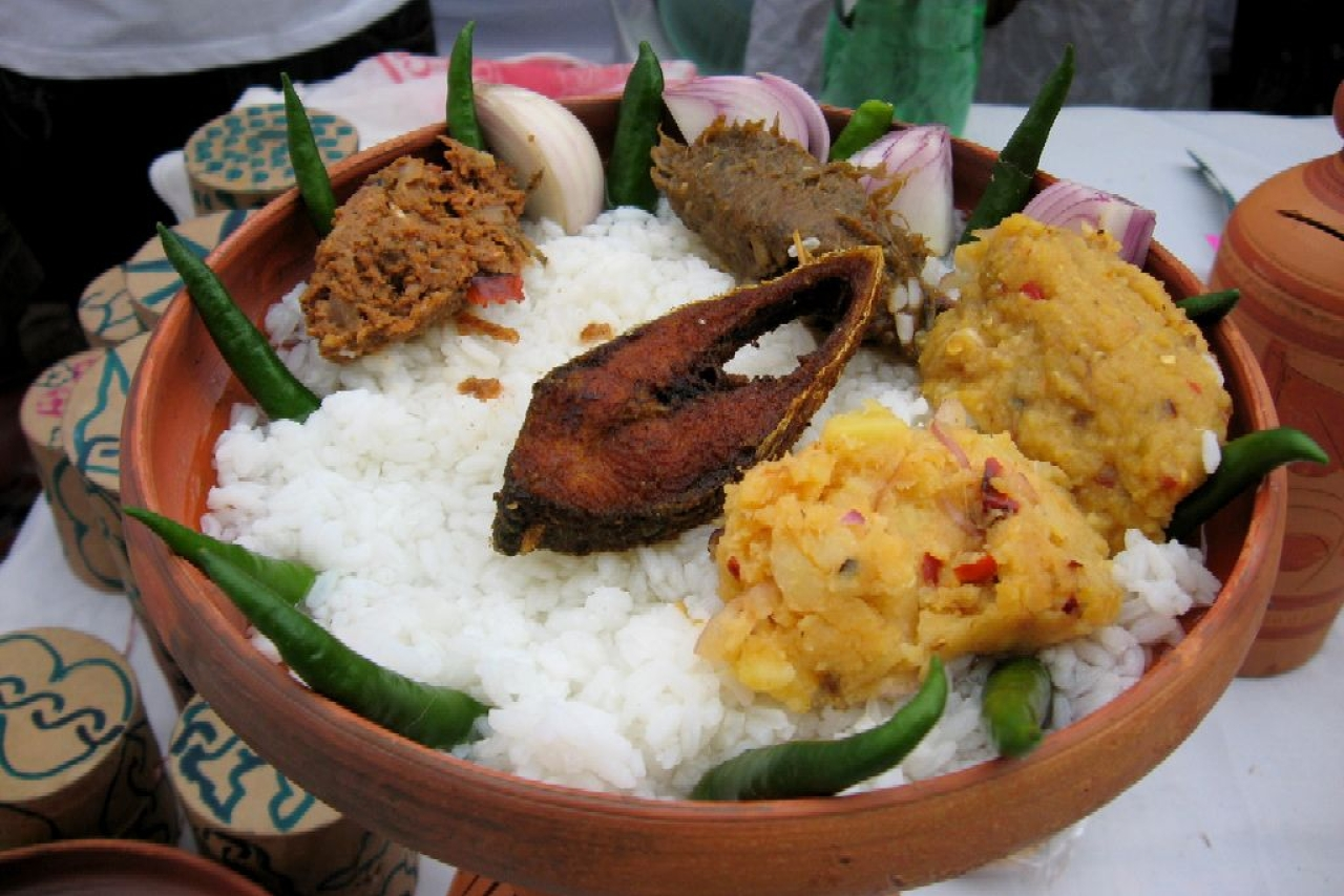 The Hilsa (Wikimedia Commons)