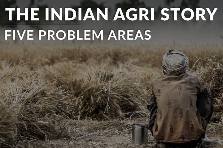 Where Indian Agriculture Is Going Wrong - Five Problem Areas
