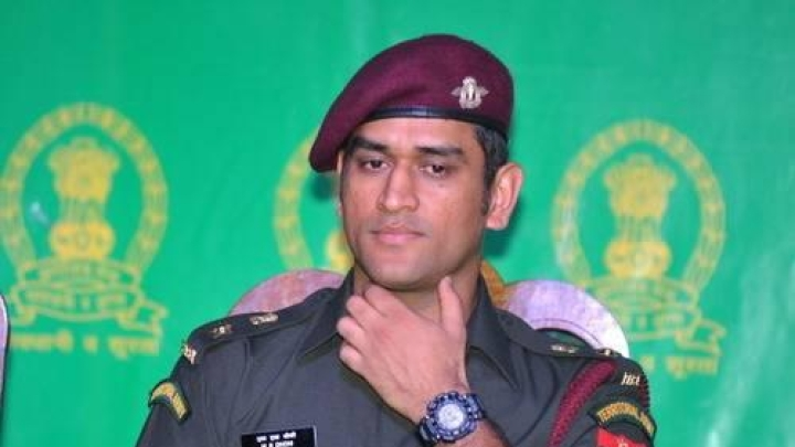 MS Dhoni Deployed To Indian Army's Victor Force In Kashmir; To Undertake Patrolling And Guard Duties