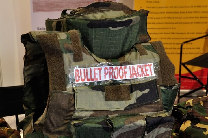 India Now Exporting International Quality Bulletproof Jackets To Over 100 Countries As Per Own National Standard