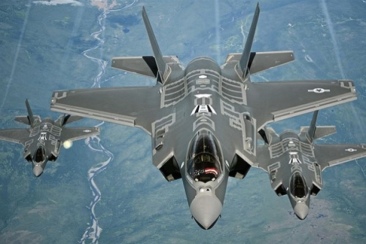 US Bans Turkey From F-35 Program Over Purchase of Russian S-400 Air-Defence Systems