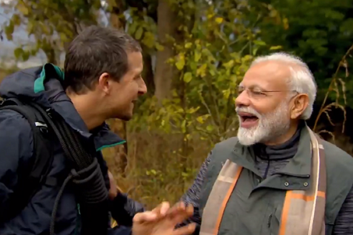 Man Vs Wild Episode With PM Modi Saw Discovery Channel Receive 15 Times More Than Normal Viewership