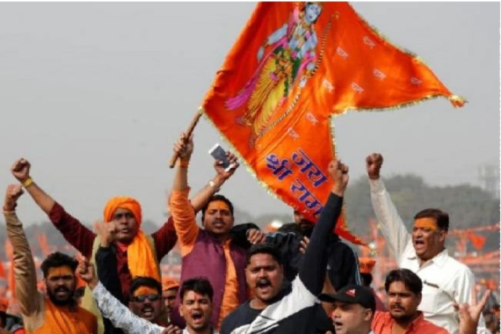 'Jai Shri Ram'  Can't Be 'De-Weaponised' Without Defanging Islam And  Christianity