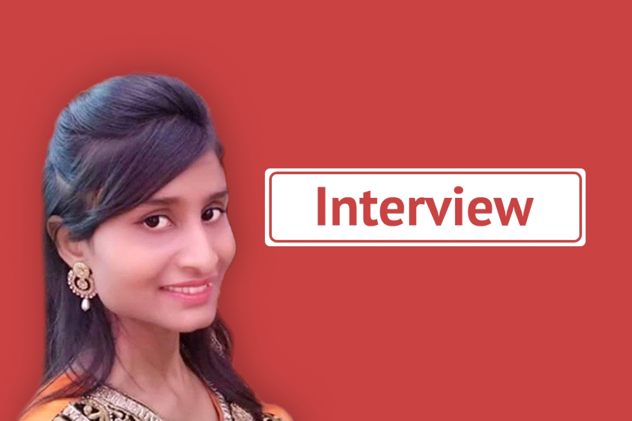 Interview with Richa Bharti