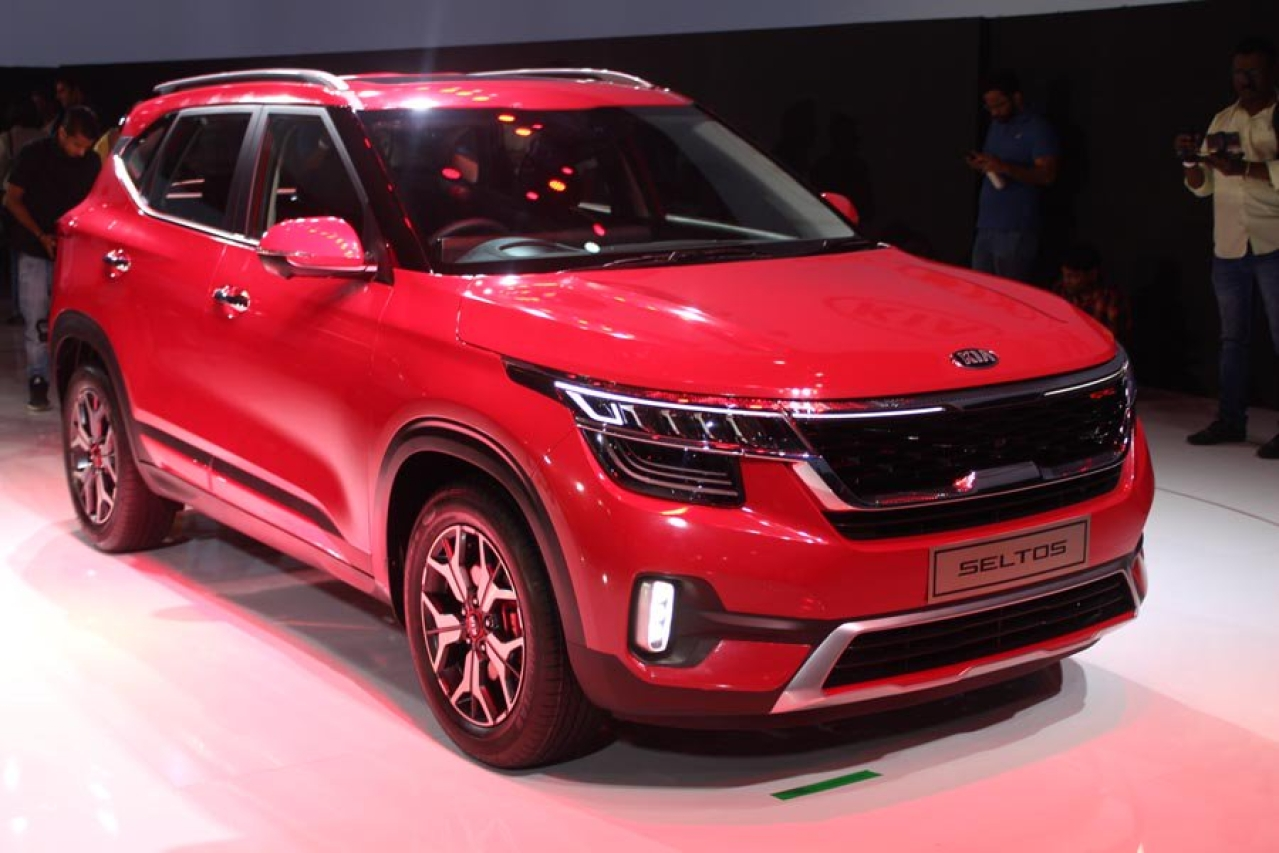 Make In India Automobiles South Korean Kia Motors To Start Rolling