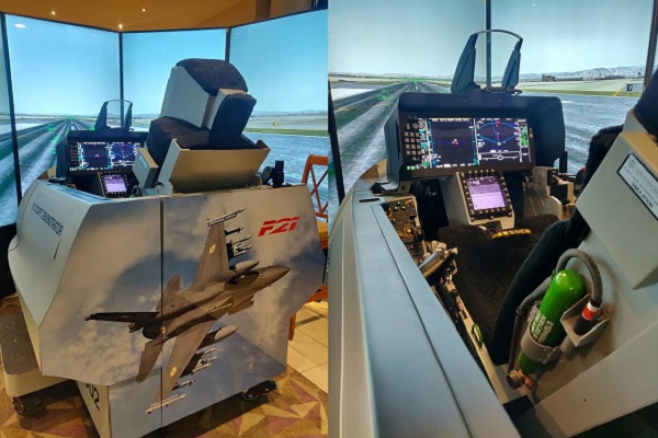 IAF Pilots Lukewarm Towards F-21 As Lockheed Martin Provides