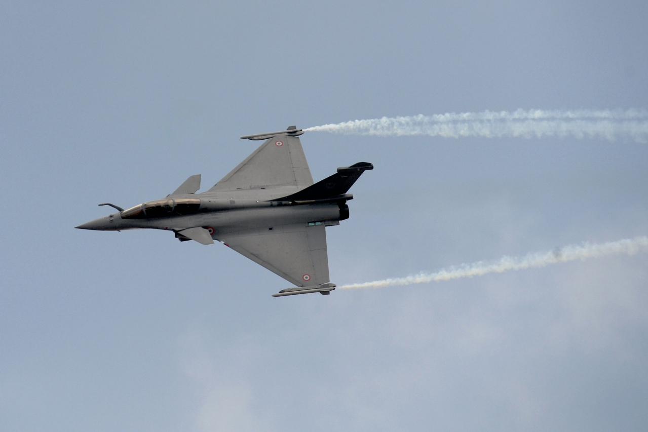 Indian Air Force To Finalise Mega 'Make In India' Projects Worth Rs 1.5 Lakh Crore For Fighter, Transport Planes