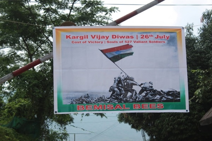 ITBP Begins Eight-Day Kargil Vijay Diwas Celebrations To Mark Indian Army's Victory In 1999 War