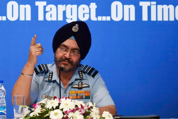 IAF Has The Capability To Do All-Weather Precision Bombing Even Through Clouds: Air Chief BS Dhanoa