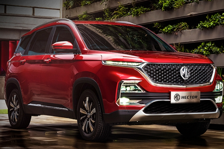 MG India To Accelerate Production Of Hector SUV At Gujarat Plant After All Units Get Sold Out For 2019