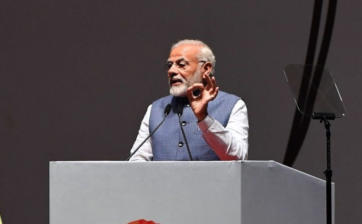 In First Public Address Since Abolition Of Article 370, PM Narendra Modi To Speak To The Nation At 8 PM Tonight