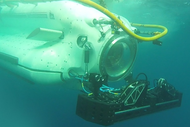 JFD's Second Submarine Rescue System For Indian Navy Passes Sea Acceptance Trials