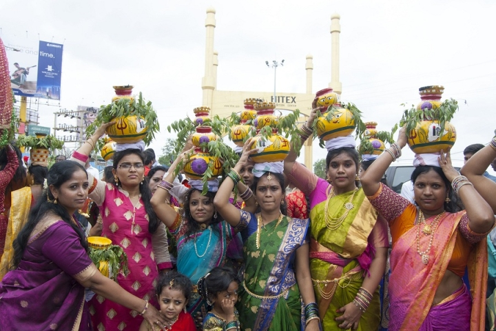 Bonalu: Telangana's Folk Festival That's Going Global