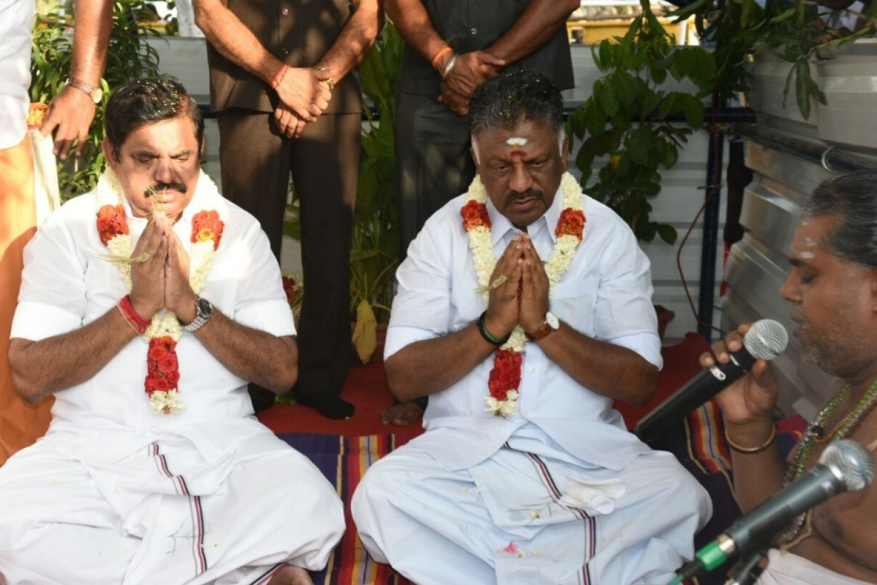 A time to pray for Tamil Nadu's future.