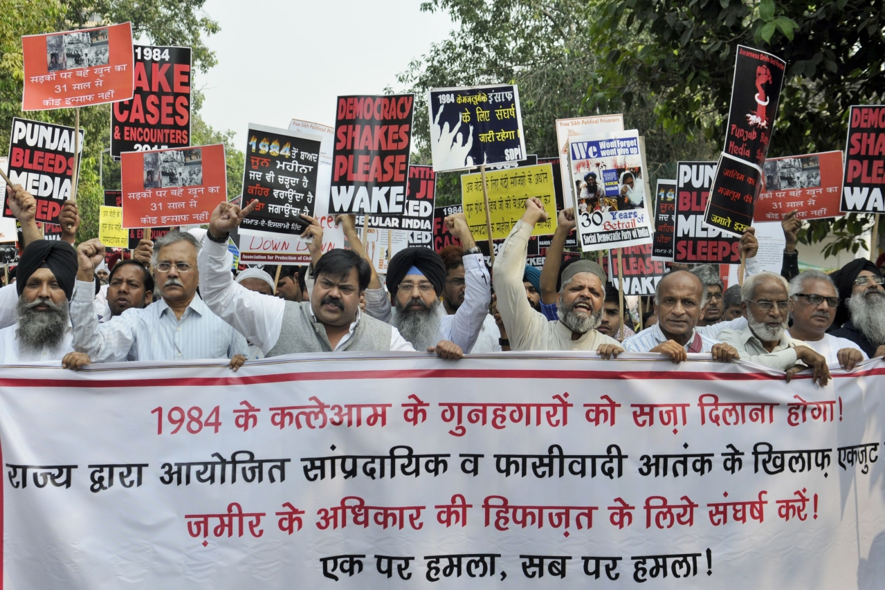 1984 Anti-Sikh Riots: Justice S N Dhingra Commission Excoriate Police, Admin For Wilful Apathy In Investigation