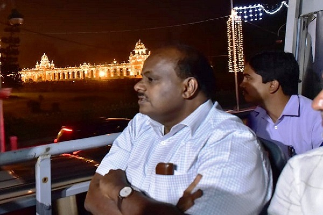 'Anyone Else Would Have Reached Mental Hospital By Now': Kumaraswamy Laments Over His Woes