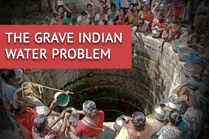 India Is Running Out Of Water – And Time To Do Anything About It