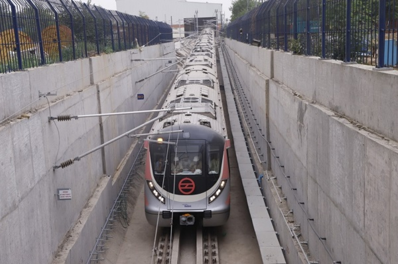 Delhi Metro Begins Trials On Grey Line Connecting Dwarka-Najafgarh; Operations To Start September