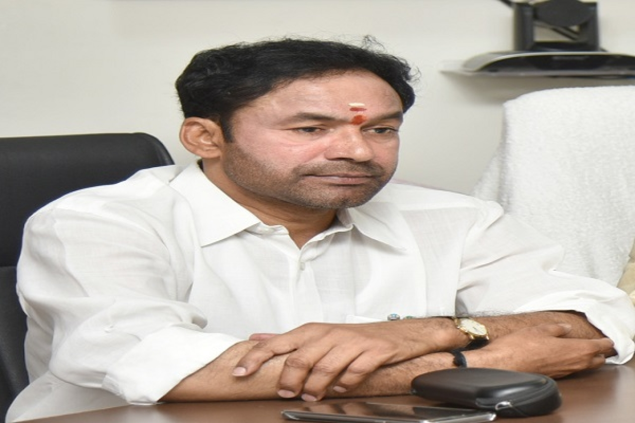 Terror Attacks Came Down By 70 Per Cent In Hinterland, 86 Per Cent Decline In J&K: MoS Home G Kishan Reddy